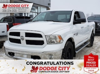 Used 2014 Ram 1500 Outdoorsman | B/U Cam, A/C, Cruise Crew Cab Pickup 1C6RR7LTXES265880 for sale in Saskatoon, SK