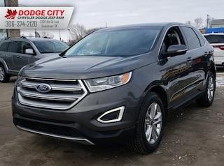 2017 Ford Edge SEL AWD | Btooth, Nav, B/U Cam Sport Utility