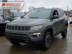 2020 Jeep Compass Trailhawk | 4x4 SUV