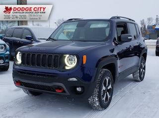 2020 Jeep Renegade Trailhawk | 4x4 SUV