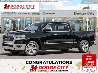 New 2020 Ram 1500 Limited for sale/lease in Saskatoon, SK