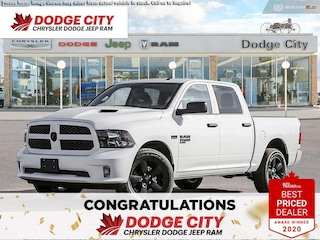 New 2019 Ram 1500 Classic Express Blackout | 4x4 | Crew Cab | 5.7 Box for sale/lease in Saskatoon, SK