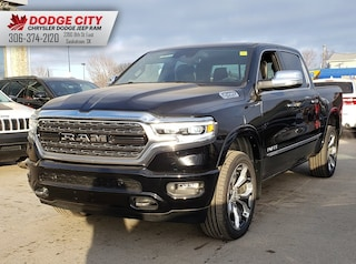 2019 Ram All-New 1500 Limited | 4x4 | Crew Cab | 5.7 Box Truck Crew Cab