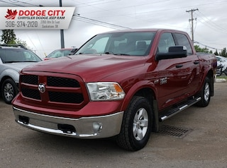 Used 2015 Ram 1500 Outdoorsman | Htd.Seats, Bup Cam, RamBox Crew Cab Pickup 1C6RR7LT5FS684303 for sale in Saskatoon, SK