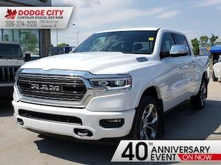 2019 Ram All-New 1500 Limited | 4x4 | Crew Cab | 57 Box Truck Crew Cab