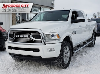 2016 Ram 2500 Longhorn Limited | Leather, Sunroof, Nav Crew Cab Pickup