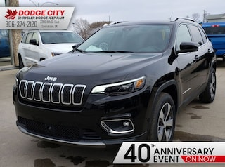 New 2019 Jeep New Cherokee Limited | 4x4 for sale/lease in Saskatoon, SK