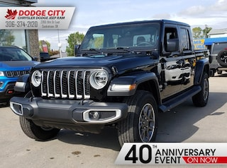 New 2020 Jeep Gladiator Overland | 4x4 for sale/lease in Saskatoon, SK