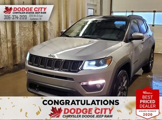New 2020 Jeep Compass High Altitude | 4x4 for sale/lease in Saskatoon, SK