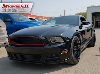 2013 Ford Mustang GT RWD | Htd.Seats, Leather, A/C 2dr Car