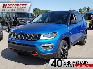 New 2019 Jeep Compass Trailhawk | 4x4 for sale/lease in Saskatoon, SK
