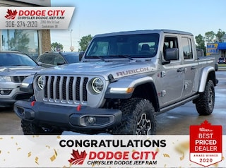 New 2020 Jeep Gladiator Rubicon | 4x4 for sale/lease in Saskatoon, SK