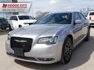 2018 Chrysler 300 300S AWD | Nav, Leather, Bup Cam 4dr Car