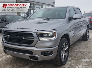 New 2019 Ram All-New 1500 Sport | 4x4 | Crew Cab for sale/lease in Saskatoon, SK