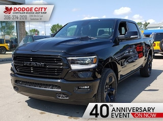 New 2019 Ram All-New 1500 Sport | 4x4 | Crew Cab | 5.7 Box for sale/lease in Saskatoon, SK