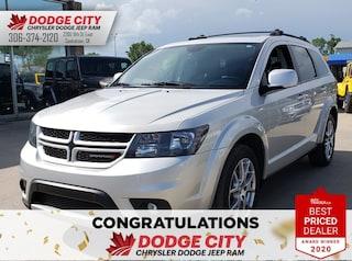 Used 2014 Dodge Journey R/T Rallye AWD | Nav, SRoof, Htd.Seats Sport Utility 3C4PDDEG3ET118487 for sale in Saskatoon, SK