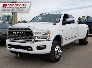 New 2019 Ram New 3500 Limited | 4x4 | Crew Cab | 8ft Box for sale/lease in Saskatoon, SK