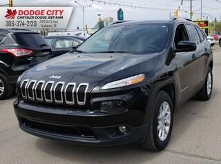 2017 Jeep Cherokee North 4x4 | Rem.Start, Htd.Seats, BTooth Sport Utility
