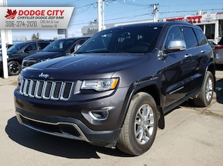 2015 Jeep Grand Cherokee Limited 4X4 | Htd.Leather, SRoof, Nav Sport Utility