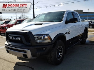 2018 Ram 1500 Rebel | Bup Cam, Htd.Seats, BTooth Crew Cab Pickup