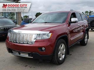 2012 Jeep Grand Cherokee Limited 4x4 | Leather, SRoof, Nav Sport Utility
