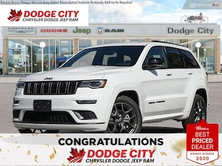New 2020 Jeep Grand Cherokee Limited X | 4x4 for sale/lease in Saskatoon, SK