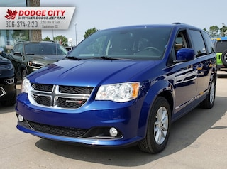 New 2019 Dodge Grand Caravan SXT Premium Plus | FWD for sale/lease in Saskatoon, SK