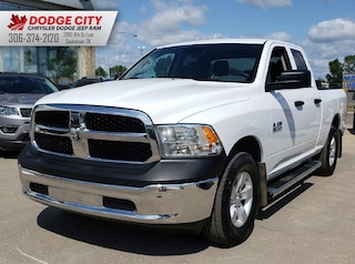 Used 2018 Ram 1500 SXT | Btooth, SXM, A/C Crew Cab Pickup 1C6RR7FG8JS165723 for sale in Saskatoon, SK