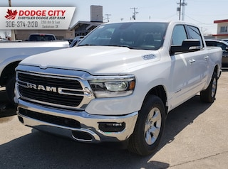 2019 Ram 1500 Big Horn | Blind Spot, Bup Cam, Rem.Start Crew Cab Pickup