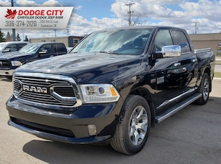 2017 Ram 1500 Limited   Nav, Htd.Leather, Bup Cam Crew Cab Pickup