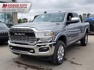 New 2019 Ram New 2500 Limited | 4x4 | Crew Cab | 6.4 Box for sale/lease in Saskatoon, SK
