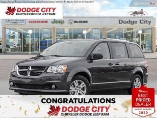 New 2020 Dodge Grand Caravan Crew Plus   FWD for sale/lease in Saskatoon, SK