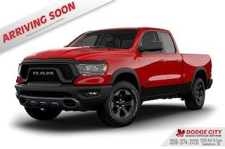 New 2020 Ram 1500 Rebel Black Pkg | 4x4 | Crew Cab | 5.7 Box for sale/lease in Saskatoon, SK