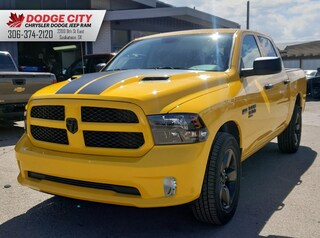 New 2019 Ram 1500 Classic Express Blackout   4x4   Crew Cab   57 Box for sale/lease in Saskatoon, SK