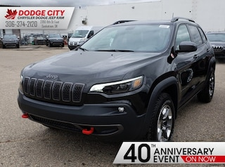 New 2019 Jeep New Cherokee Trailhawk L Plus | 4x4 for sale/lease in Saskatoon, SK