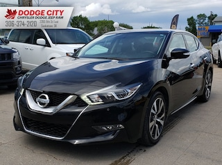 2016 Nissan Maxima SV | Leather, A/C, Cruise 4dr Car