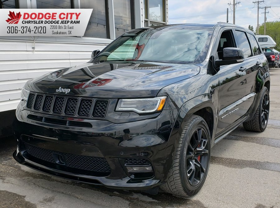2017 Jeep Grand Cherokee SRT 4x4 | SRoof, Leather, Nav Sport Utility