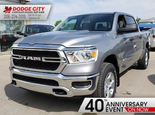 New 2019 Ram All-New 1500 SXT Tradesman | 4x4 | Crew Cab for sale/lease in Saskatoon, SK