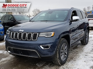 New 2020 Jeep Grand Cherokee Limited | 4x4 for sale/lease in Saskatoon, SK