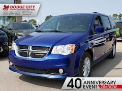 2019 Dodge Grand Caravan SXT Premium Plus | FWD Van