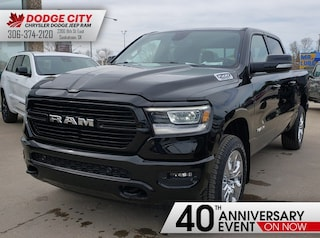 New 2019 Ram All-New 1500 Big Horn | 4x4 | Crew Cab | 57 Box for sale/lease in Saskatoon, SK