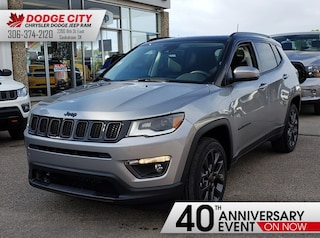New 2019 Jeep Compass Limited | 4x4 for sale/lease in Saskatoon, SK