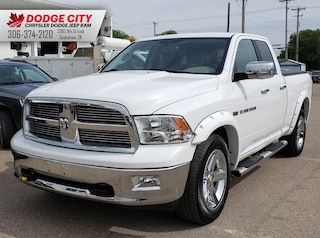 2011 Ram 1500 Big Horn | SXM, BTooth, Side Steps Crew Cab Pickup