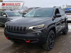 2020 Jeep Cherokee Trailhawk Elite | 4x4 SUV