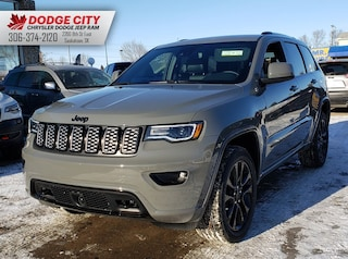 New 2020 Jeep Grand Cherokee Laredo Altitude | 4x4 for sale/lease in Saskatoon, SK