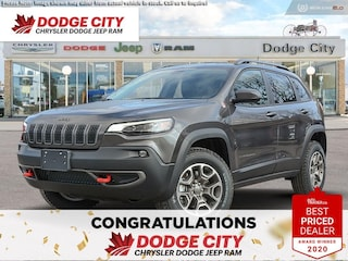 New 2020 Jeep Cherokee Trailhawk for sale/lease in Saskatoon, SK