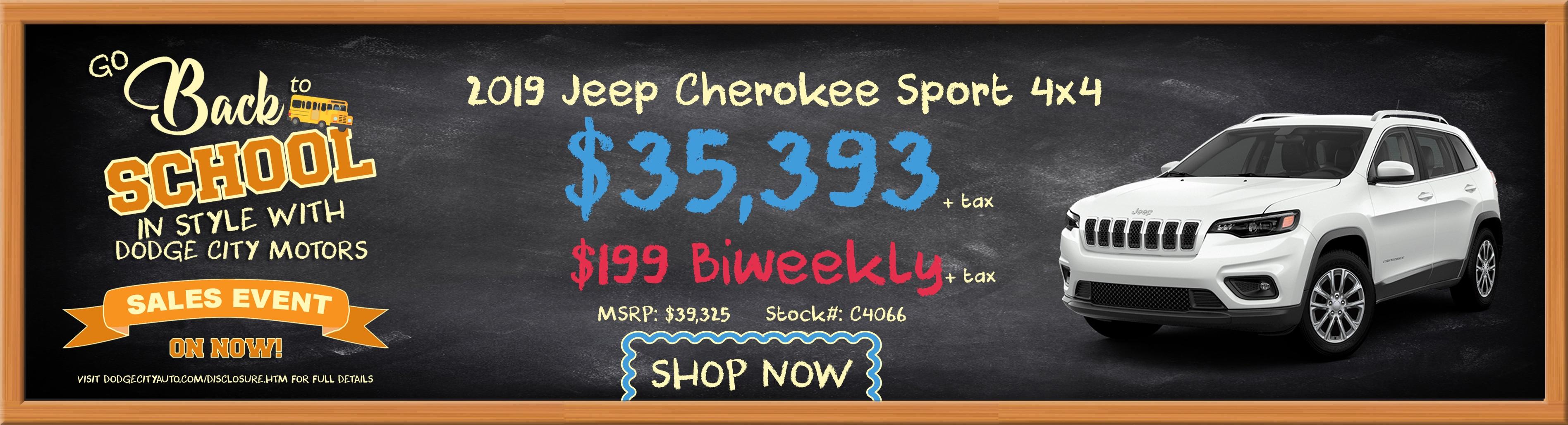 Dodge City Chrysler Dodge Jeep Ram | Saskatoon, SK | New