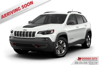 New 2019 Jeep New Cherokee Trailhawk | 4x4 for sale/lease in Saskatoon, SK