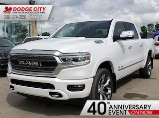 New 2019 Ram All-New 1500 Limited | 4x4 | Crew Cab | 57 Box for sale/lease in Saskatoon, SK