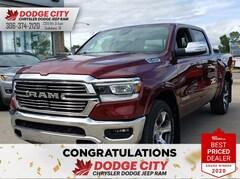 2019 Ram All-New 1500 Laramie   4x4   Crew Cab   5.7 Box Truck Crew Cab